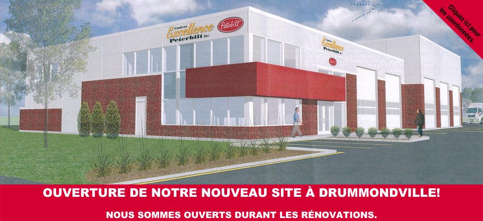 Bannière-Drummondville