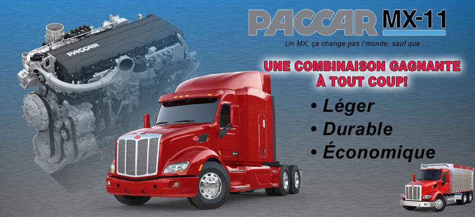 Moteur Paccar MX