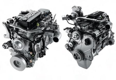Économie de carburant grâce au moteurs PX-6 et PX-8 de Paccar pour les Camion Peterbilt modèle 337