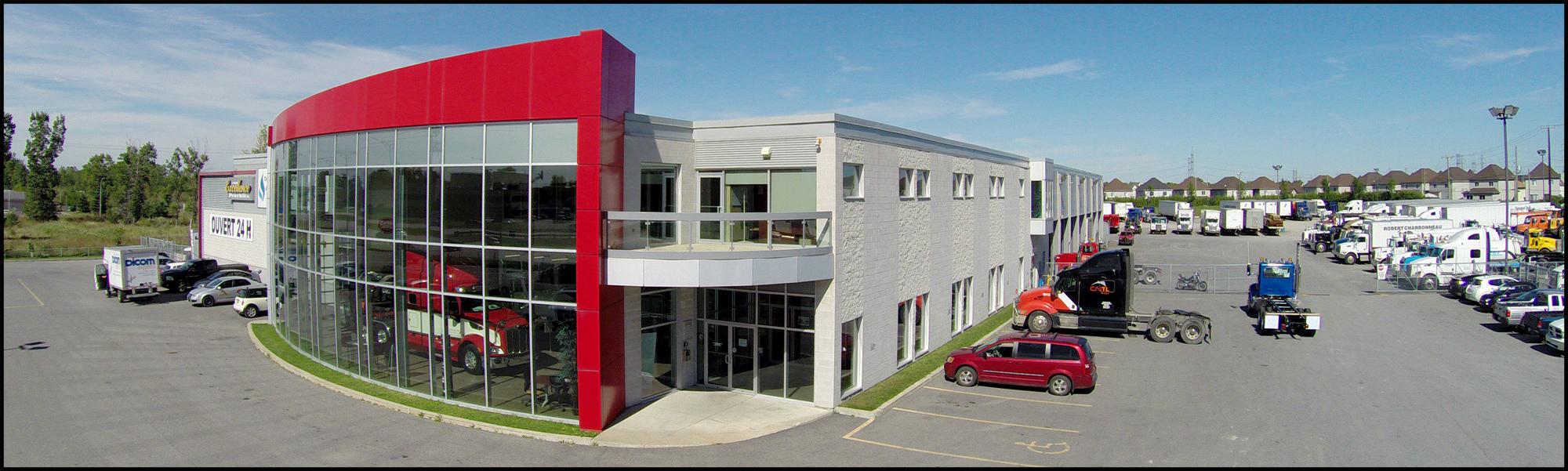 Camions Excellence Peterbilt Laval