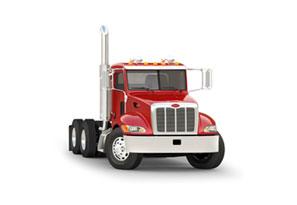 Truck Peterbilt 348