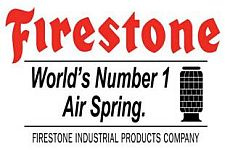 Firestone Air Bags Interchange Pièces