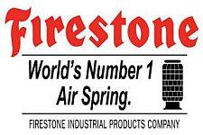 Firestone Air Bags Interchange Pièces
