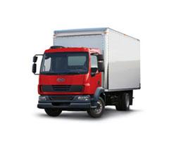 Peterbilt truck model 210-220