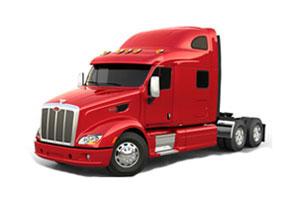 Camion Peterbilt modèle 587