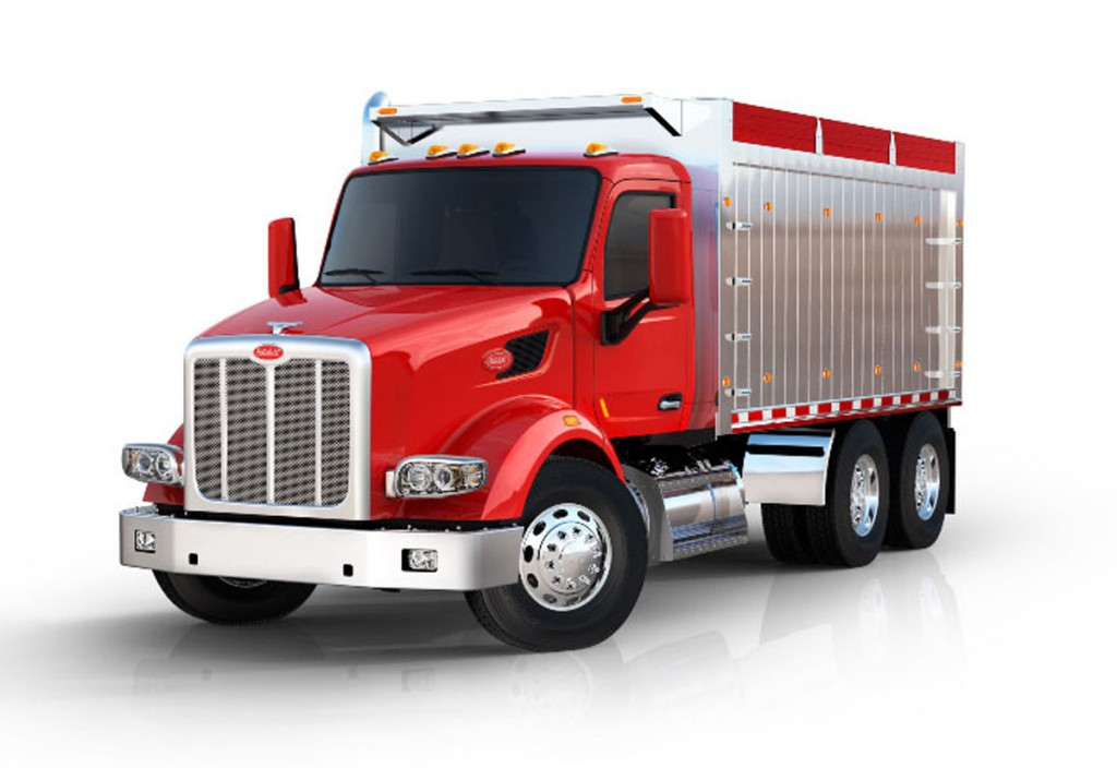 mod le 567 camions excellence peterbilt. Black Bedroom Furniture Sets. Home Design Ideas