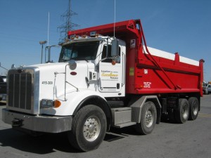 One of the many models of heavy trucks we have for leasing