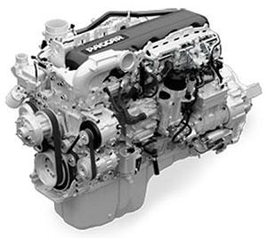 Entretien des moteurs Paccar PX-7 au moteurs MX-13