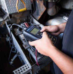 Inspection et entretien préventif pour camions lourds