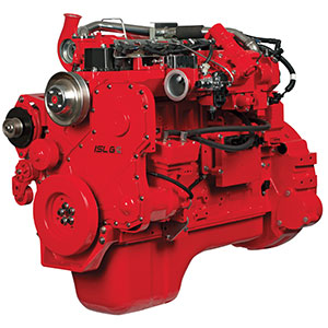 Nous sommes certifiés pour les moteurs au gaz naturel