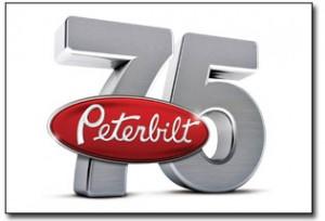 Peterbilt fêtait ses 75 ans