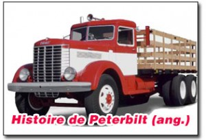 Vidéo sur les 75 ans d'histoire de Peterbilt