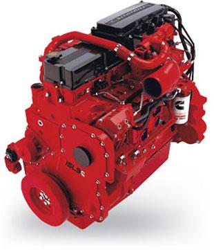 Options moteurs du modèle 320