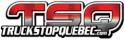 logo truck stop québec