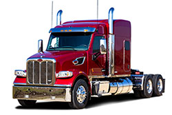 Peterbilt model 567 limited edition