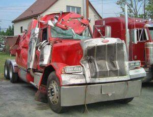 Service de carrosserie de camion lourd