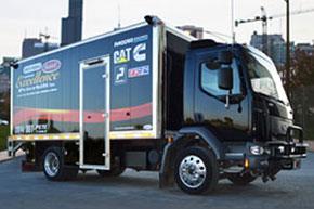Autres services mécanique pour camions lourds