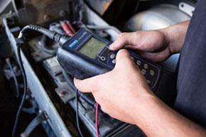 Inspection mécanique, entretien préventif PEP