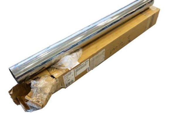 PIPE-EXHAUST STR 5X60 STL CH
