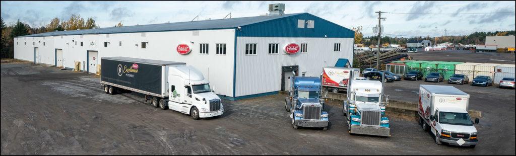 Camions Excellence Peterbilt Trois-Rivières