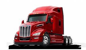 New 2022 Peterbilt model 579 truck