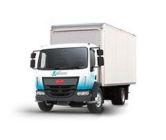 Camion électrique Peterbilt 220 EV