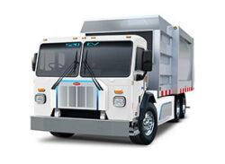 Camion Peterbilt électrique modèle 520 EV