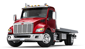 Camion Peterbilt modèle 537
