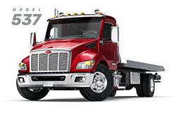 Camion Peterbilt 537 truck