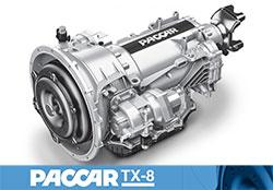 Transmission paccar tx-8