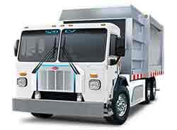 Electric truck Peterbilt 520EV
